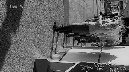 PcolleレビューGcolleパンチラSlow Woman【魅惑のCAさん50☆佇むCAさん集団を接写!艶めかしい黒スト粘着で大興奮^ ^-3