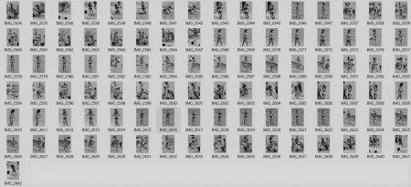 PcolleレビューGcolleパンチラすみたん陸上競技写真集(ブルマ)No265-3